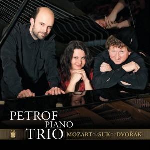 Petrof piano trio Mozart Suk Dvorak