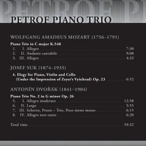 CD 2 Mozart Suk Dvorak zadni strana